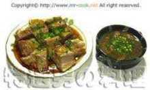 皮付きの豚バラ肉を使った本格的な東坡肉 (トンポウロウ)のレシピ