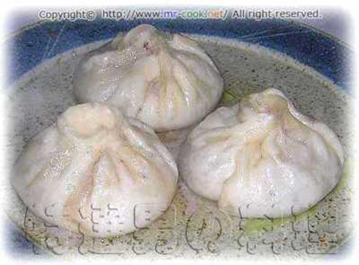 肉汁たっぷり本格小籠包(ショウロンポウ)の作り方 | 特選男の料理