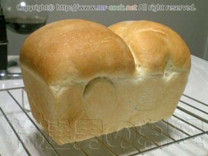 イギリスパン(食パン)