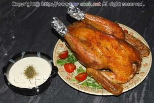 名古屋コーチン丸鶏のローストチキン