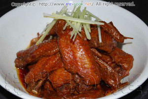 鶏手羽の柔らか煮