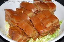 皮付き豚バラ肉で作る本格東坡肉