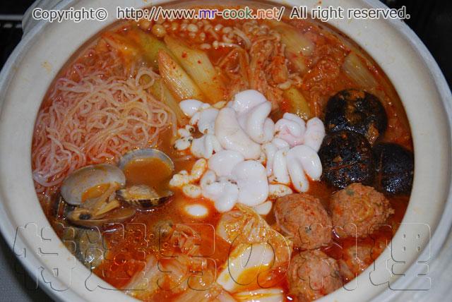 タラの白子入り本格的キムチ鍋レシピ