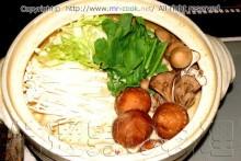 本格豆乳鍋
