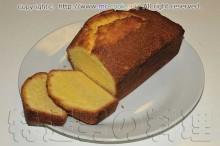 BP無しのパウンドケーキ