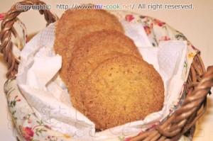 本格バタークッキー