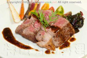 熊本阿蘇王のステーキ