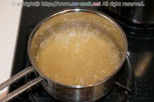 フォンドフェザンを沸騰させる
