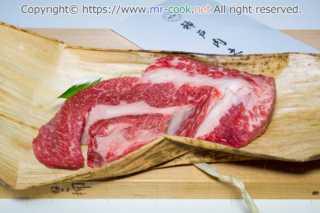 神戸牛のブリスケ