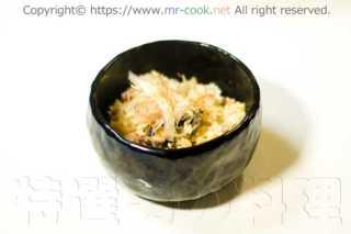 土鍋で作る本格鮎飯